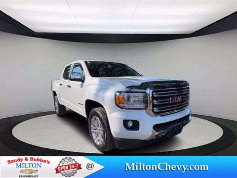 2017 GMC Canyon 2WD SLT
